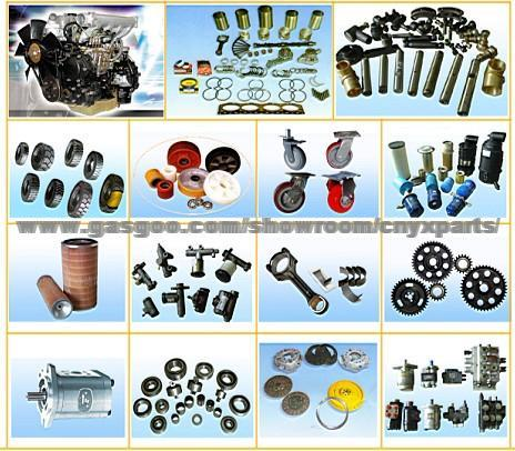 Forklift Truck Parts Engine Assy for Toyota, Application:Toyota, Bt ...